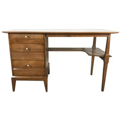 Stylized Mid-Century Modern Desk by Heywood Wakefield