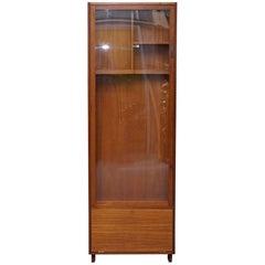 Pedley Saffron Walden Mahogany Gun Cabinet Case Three Locks
