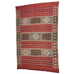 Moroccan Handmade Kilim Rug