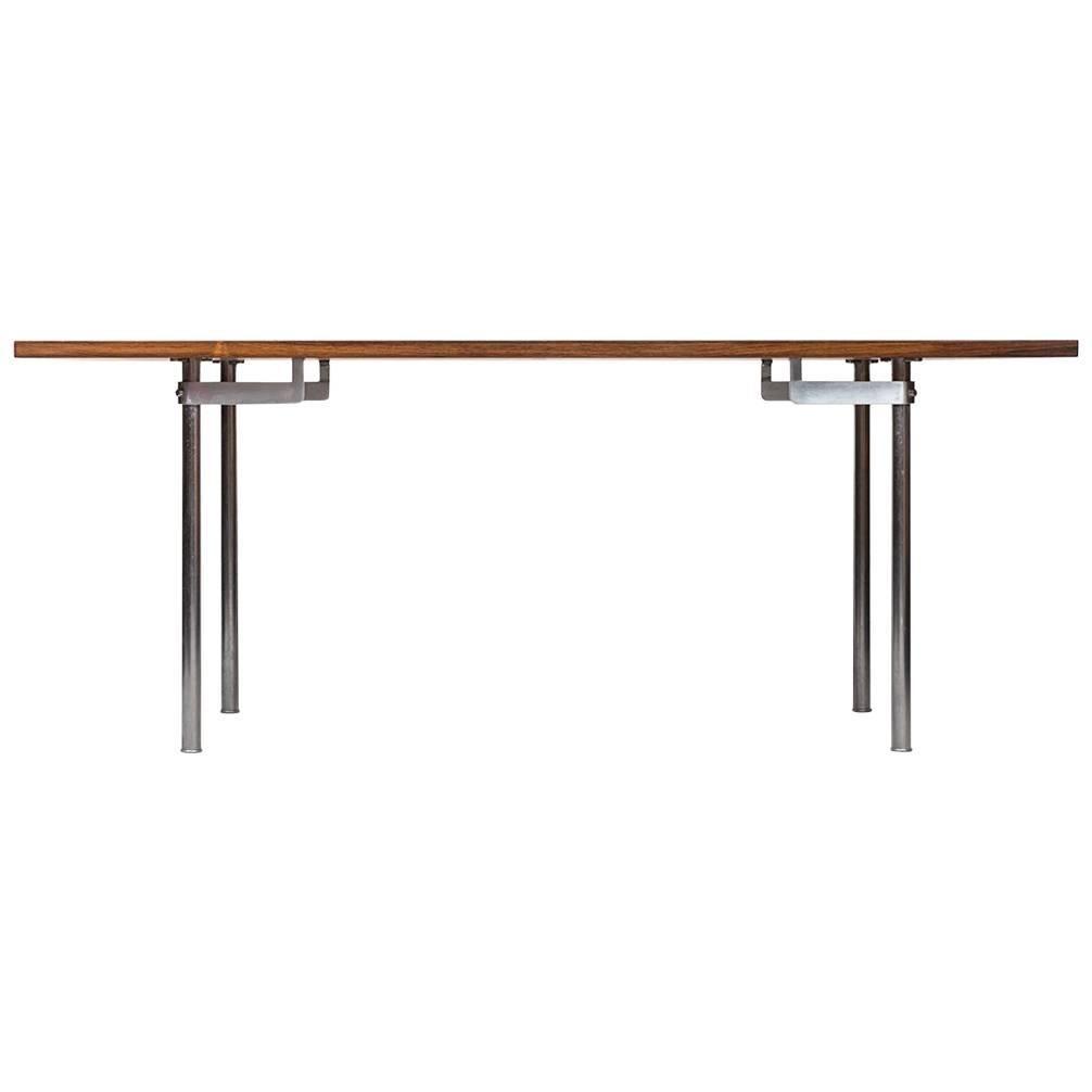 Hans Wegner Dining Table Model AT-318 by Andreas Tuck in Denmark