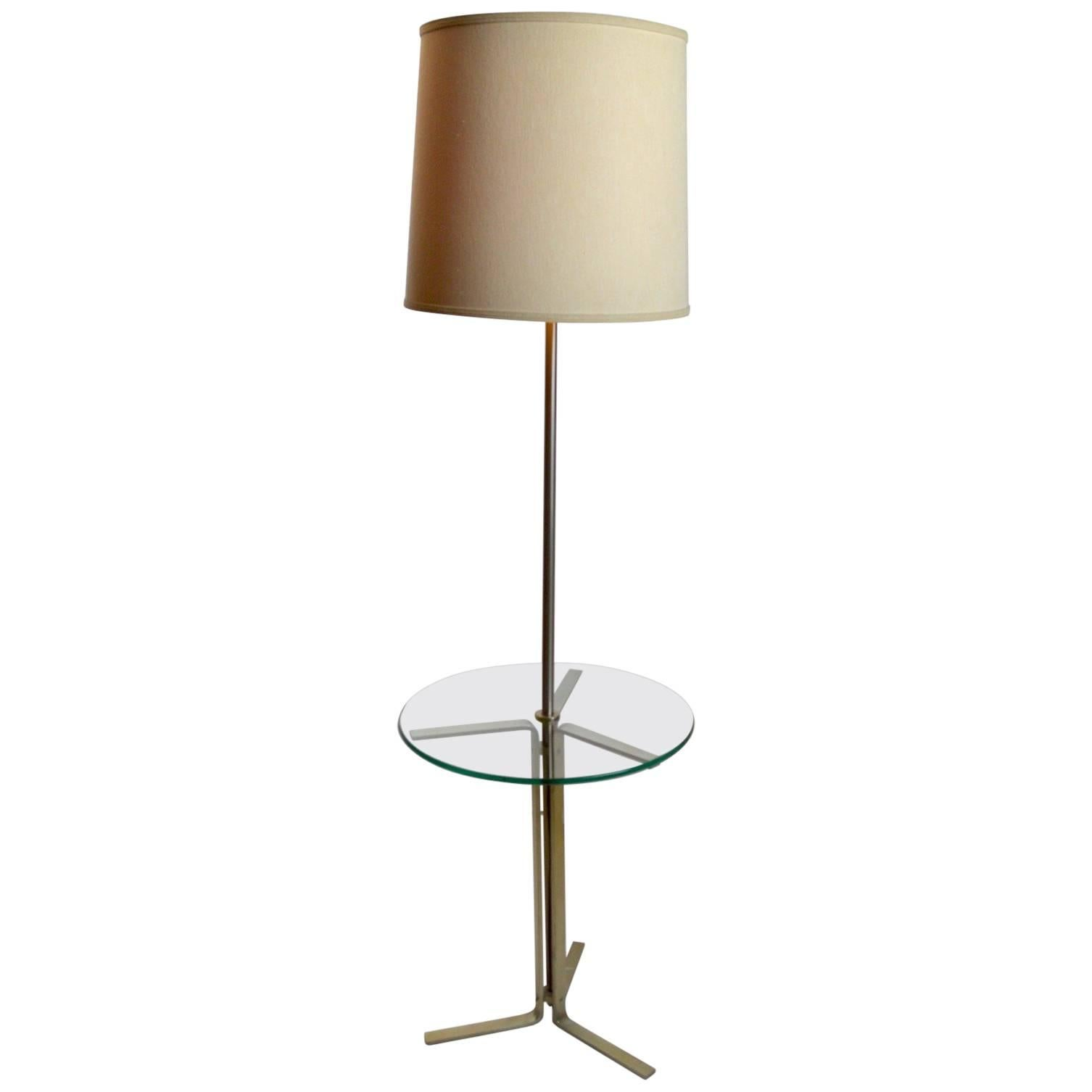 Floor Table Lamp by the Laurel Lamp Company