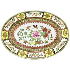 Chinese Export Platters and Serveware