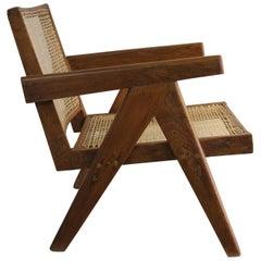 Pierre Jeanneret Low Lounge Chair