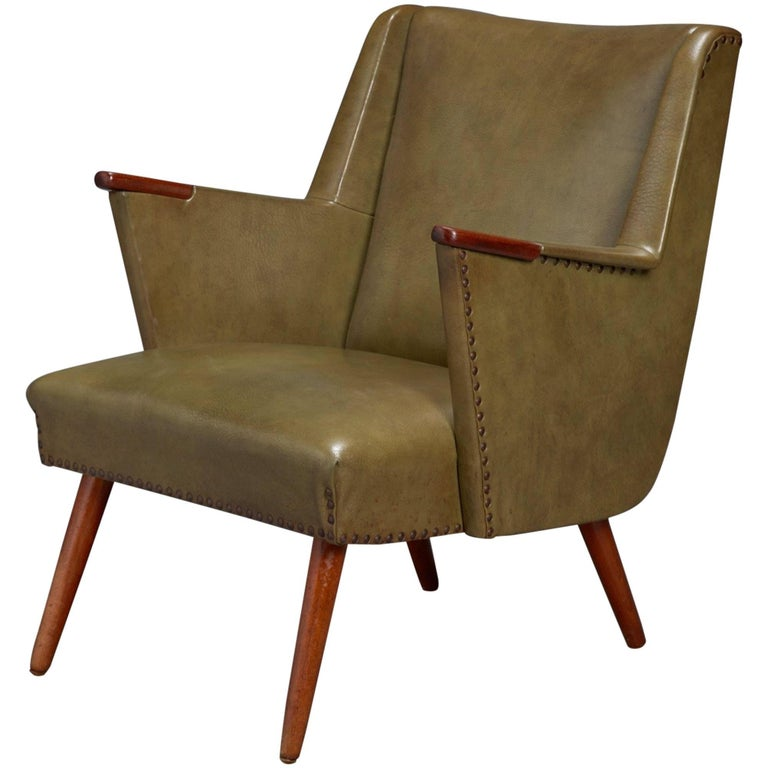 Brilliant Low Back Danish Modern Lounge Easy Chair Beatyapartments Chair Design Images Beatyapartmentscom
