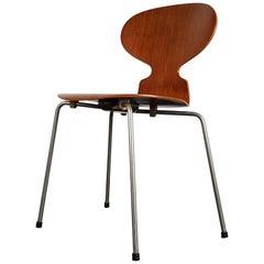 Iconic Model 3100 'Ant' Chair by Arne Jacobsen for Fritz Hansen