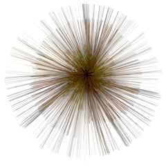Jere Starburst Wall Mount Sculpture