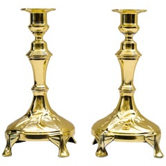 Two Candleholders, around 1907