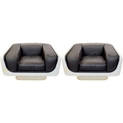 Pr. Steelcase Soft Seating Chairs
