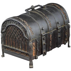 Gothic Chest, Spain, Late 15th Century