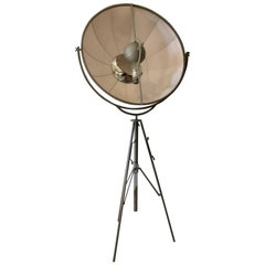 Mariano Fortuny Floor Lamp, Designed 1907