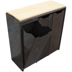Three-Bay Bin, a Modern Solution to a Variety of Storage Problems