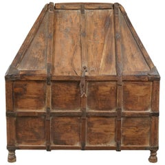 Dowry Chest from India