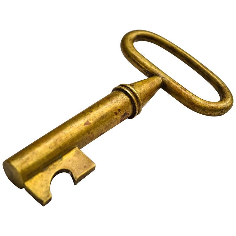 Bottle Opener in Key Design by Auböck