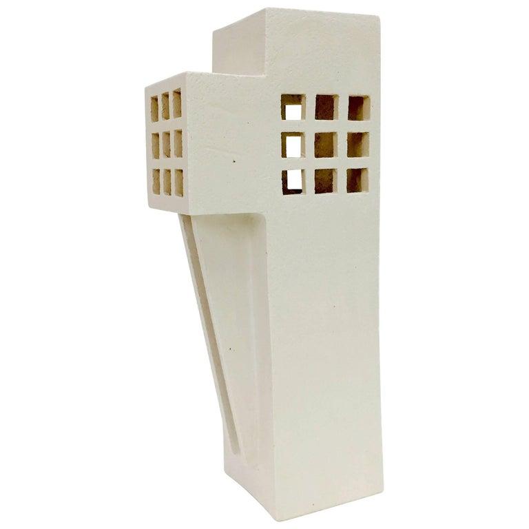 Ceramic Column Table Lamp
