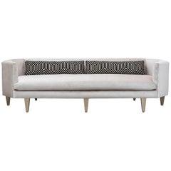 Odette Sofa Quartz European Velvet