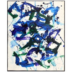 Sam Francis Painting SF78-1191, Original Work