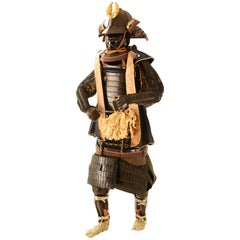Armor of a Nabeshima Clan Samurai by Myochin Munesuke
