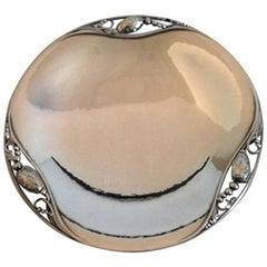 Georg Jensen Sterling Silver Blossom Bowl #2B