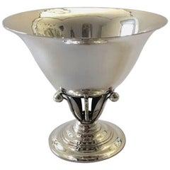 Georg Jensen Sterling Silver Bowl #17B