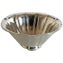 Georg Jensen Sterling Silver Bowl #522A