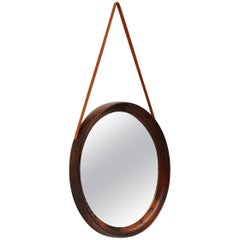 Uno and Osten Kristiansson Wall Mirror Luxus, Sweden, 1960