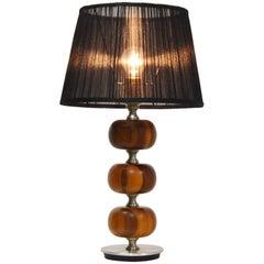 Tranås Stilarmatur Wooden Bulb Table Lamp