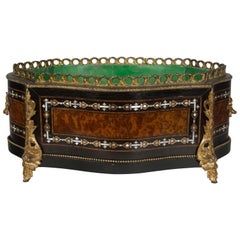 19th Century Napoleon III Jardiniere or Planter