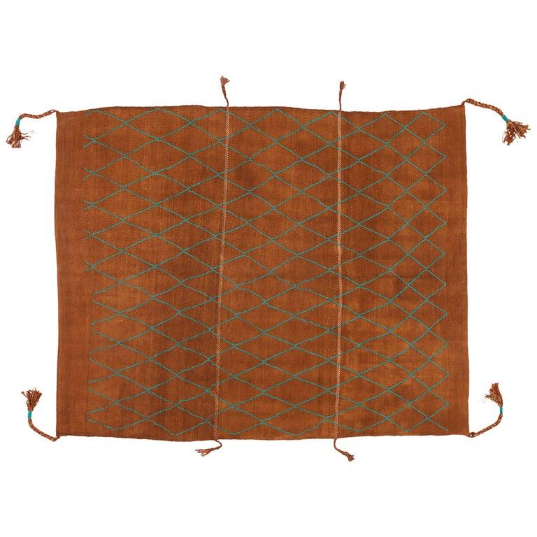 Jan Kath Haik 3 Kelim Flat-Weave Rug