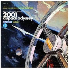 2001 A Space Odyssey, Original Vinyl Soundtrack