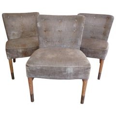 Mid-20th Century Italian Side Chairs
