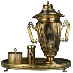 Russian Samovar Set