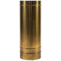 Mastercraft Brass Pedestal Column