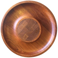 Midcentury Teak Tray by Jens Quistgaard for Dansk