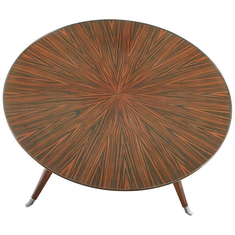 Art Deco Low Table