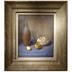 Still Life Signed Jacques Abeille, circa 1950