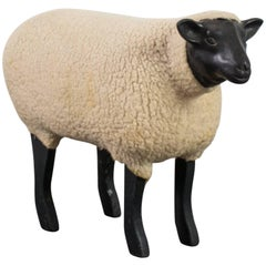 Sheep Sculpture in the Manner of François-Xavier Lalanne, 1960s