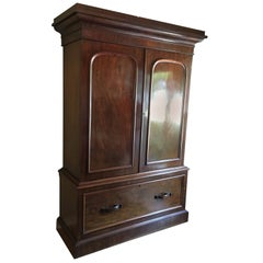 Gentleman's Hat Chest or Cabinet