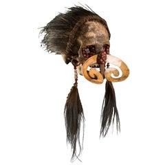 Ndambirkus Headhunter Human Ancestor Skull