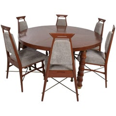 Mexican Modernist Dining Table after Frank Kyle