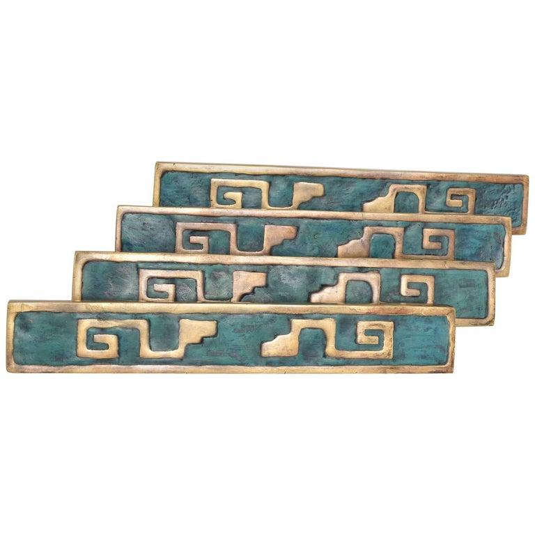 Mid-Century Modern Pepe Mendoza Decorative Pulls