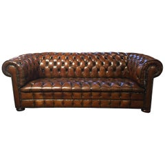 Vintage Chesterfield Sofa
