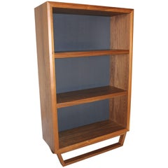 Modernist Custom Bookcase