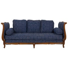 Louis XV-Style Daybed from Paris