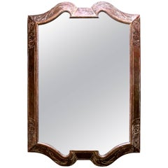 Max Kuehne 'Attributed' Hollywood Regency Mirror