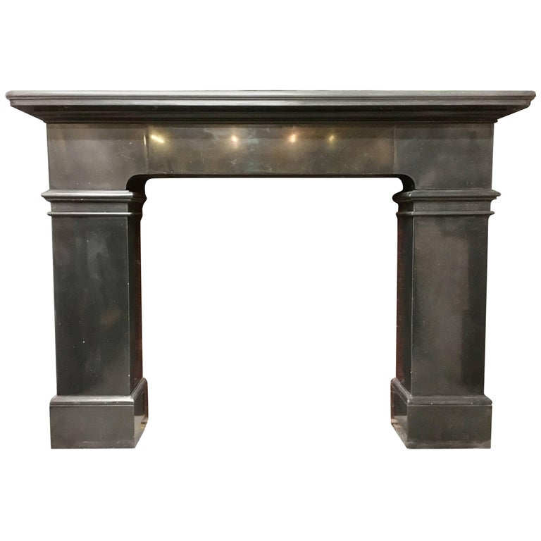 Antique victorian marble fireplace surround for sale at for Marble mantels for sale