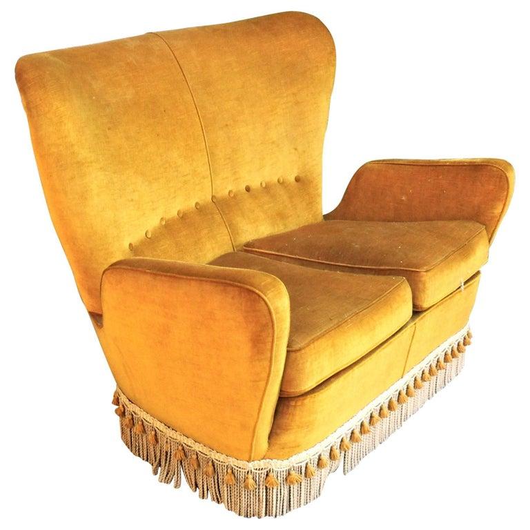 vintage salon suite at 1stdibs. Black Bedroom Furniture Sets. Home Design Ideas