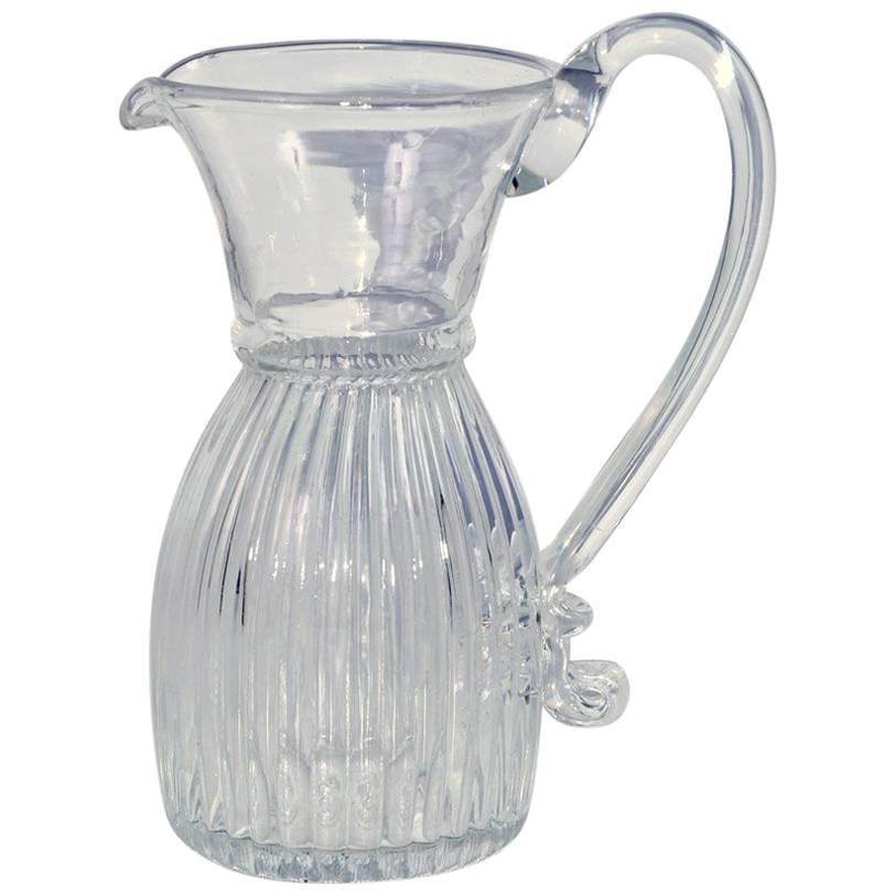 Vintage Pairpoint Art Glass Perfume