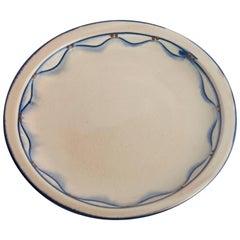 Handmade Enameled Plate