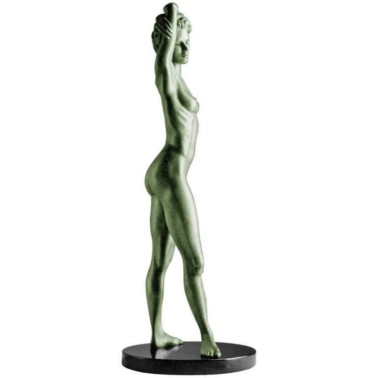 "Tanya Ragir ""Pallas"" Bronze Sculpture, Limited Edition on 9"