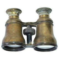 Antique French Verres Supérieurs Binoculars